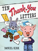 Ten Thank-You Letters book