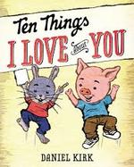 Ten Things I Love About You book
