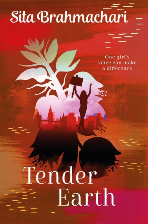 Tender Earth book
