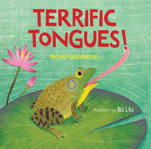 Terrific Tongues book