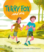 Terry Fox and Me book
