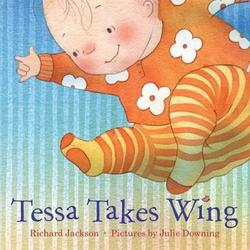 Tessa Takes Wing book
