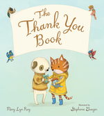 Thank You Book (Padded Board Book) book