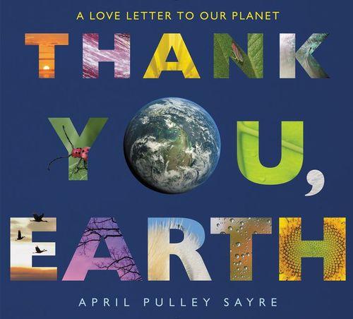Thank You, Earth book