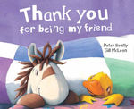 Thank You for Being My Friend book