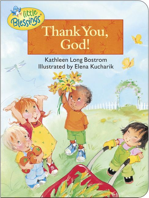 Thank You, God! book