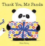 Thank You, Mr. Panda book
