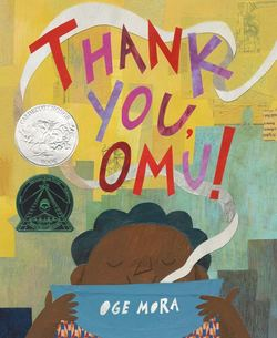 Thank You, Omu! book