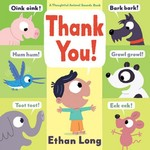 Thank you! book