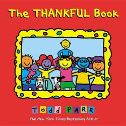 Thankful Book book
