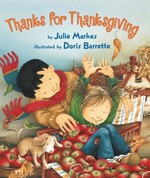 Thanks for Thanksgiving book