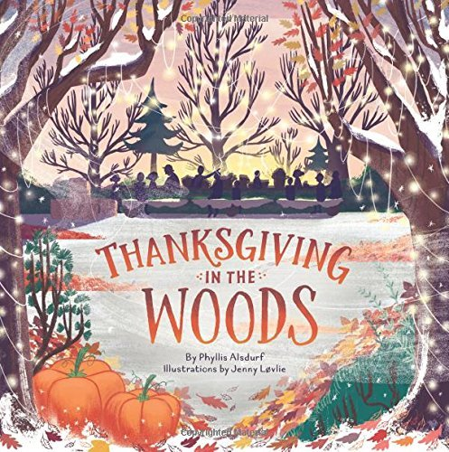 Thanksgiving in the Woods book
