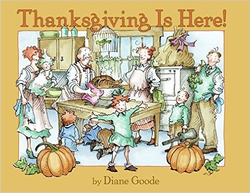 Thanksgiving Is Here! book