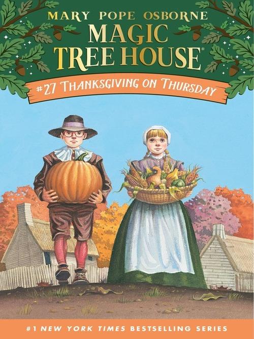 Thanksgiving on Thursday book