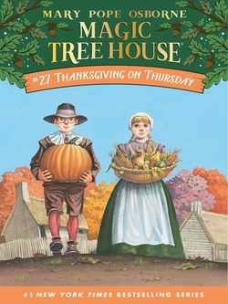 Thanksgiving on Thursday book