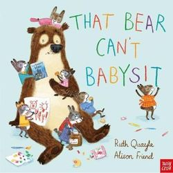 That Bear Can't Babysit Book