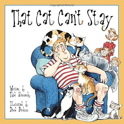 That Cat Can't Stay book