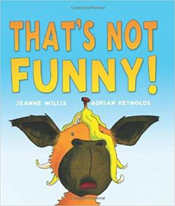 That's Not Funny! book