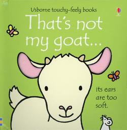 That's Not My Goat book