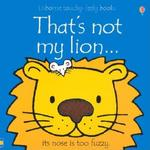 That's Not My Lion... book