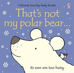 That's Not My Polar Bear... (Usborne Touchy-Feely Board Books) book