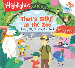 That's Silly!(TM) at the Zoo book