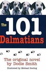 The 101 Dalmatians book