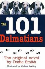 The 101 Dalmatians book