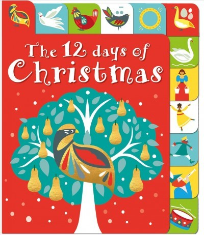The 12 Days of Christmas book