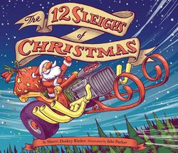 The 12 Sleighs of Christmas book