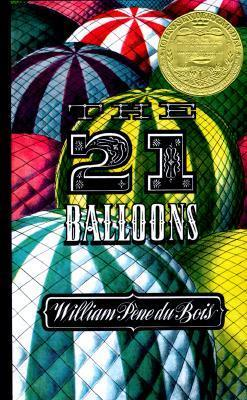 The 21 Balloons book