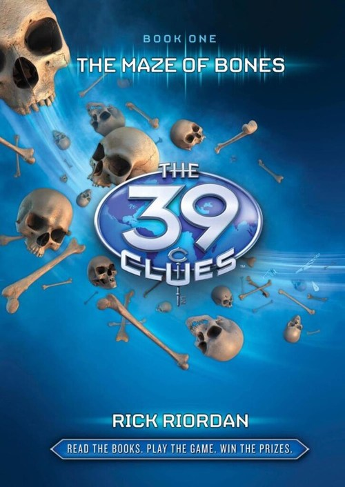 The 39 Clues book
