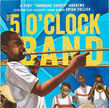 The 5 O'Clock Band book