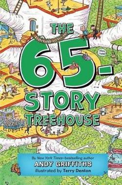 The 65-Story Treehouse book