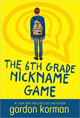 The 6th Grade Nickname Game book
