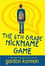 The 6th Grade Nickname Game book