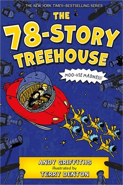 The 78-Story Treehouse book