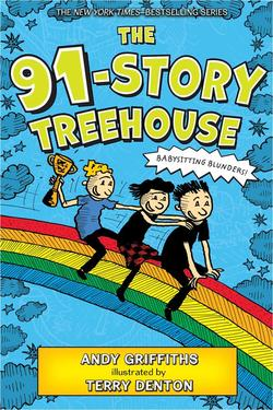 The 91-Story Treehouse book