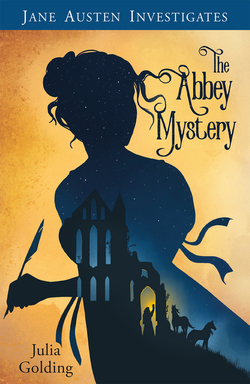 The Abbey Mystery book