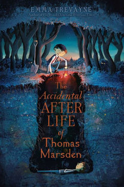 The Accidental Afterlife of Thomas Marsden book