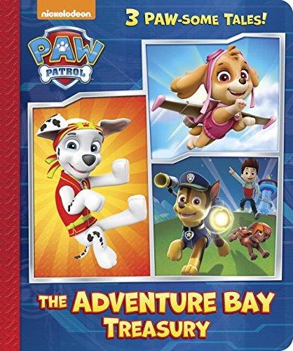The Adventure Bay Treasury book