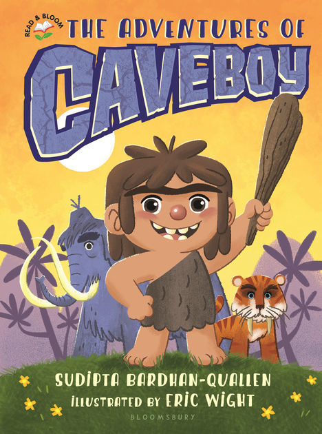 The Adventures of Caveboy book