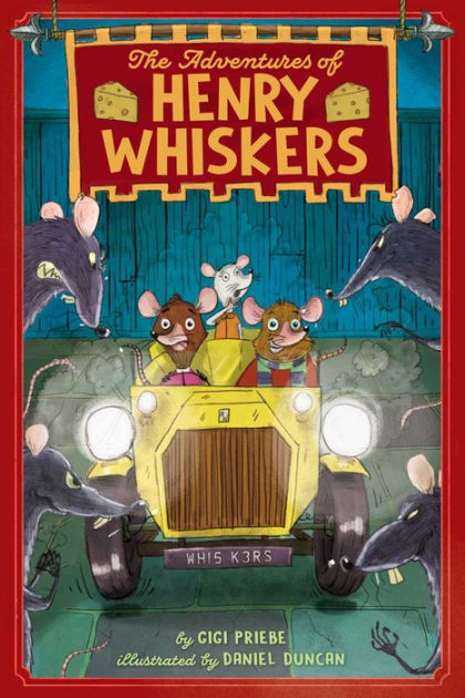 The Adventures of Henry Whiskers book