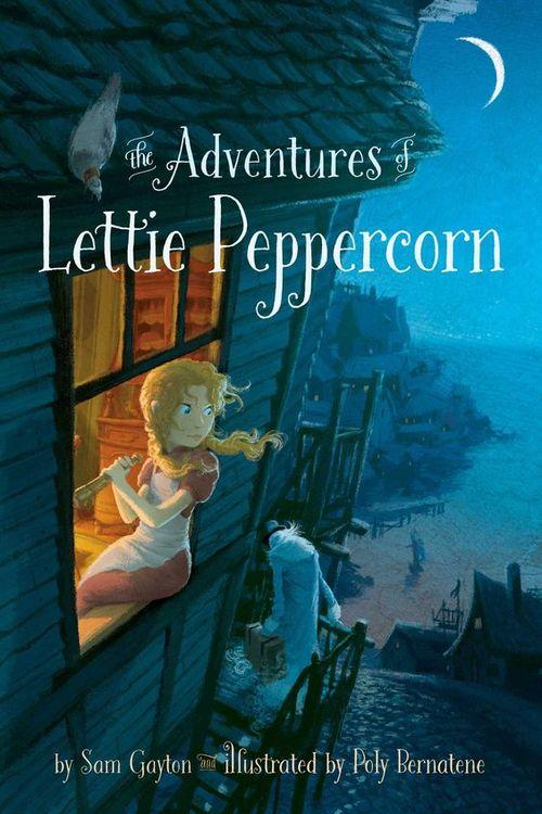 The Adventures of Lettie Peppercorn book