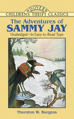 The Adventures of Sammy Jay book