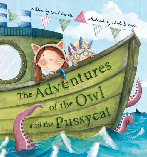 The Adventures of the Owl and the Pussycat book