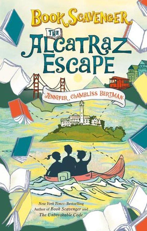 The Alcatraz Escape book