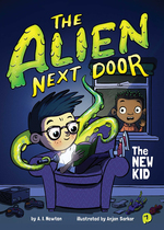 The Alien Next Door 1: The New Kid book