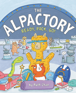 The Alpactory: Ready, Pack, Go! book