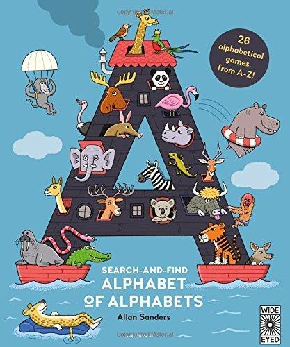 The Alphabet of Alphabets book